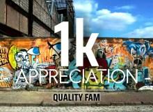 Quality Fam CPT - 1K Appreciation