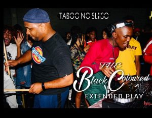 Taboo no Sliiso - The Black Coloured EP