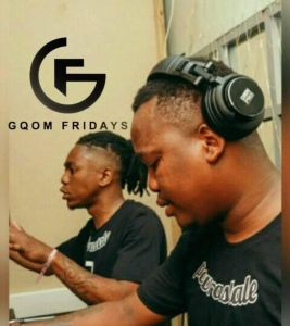 GqomFridays Mix Vol.113 (Mixed By Element Boys)