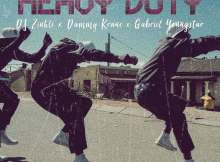 Dammy Krane - Heavy Duty Ft. DJ Zinhle & Gabriel Youngstar