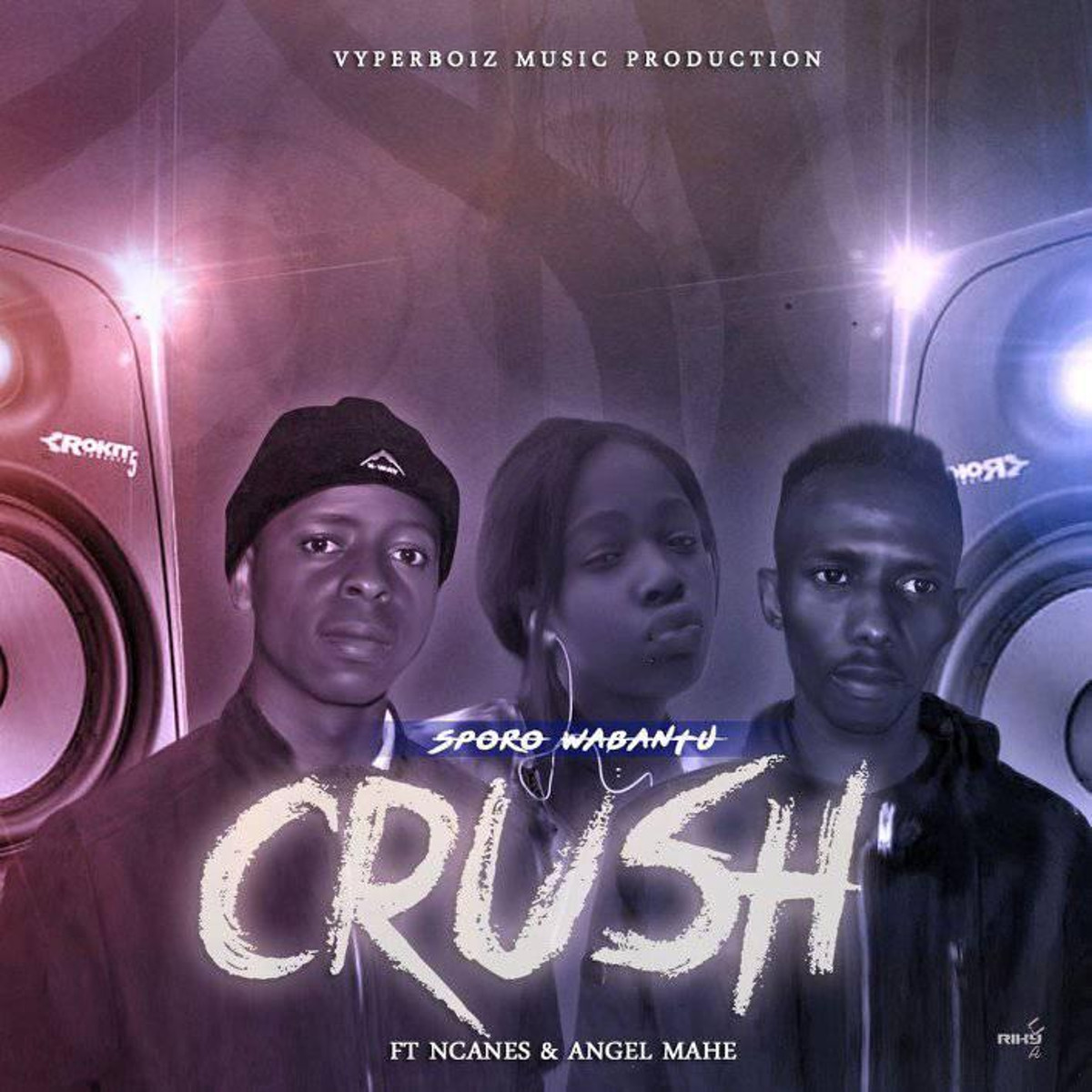 SPORO WABANTU - Crush (feat. Ncanes & Angel Mahe)