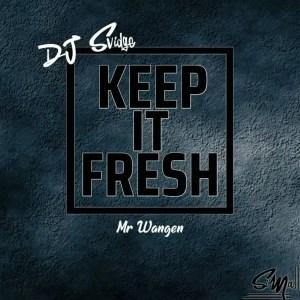 DjSvidge (Mr Wangen) - Keep It Fresh