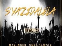 RedBoyz MusiQ - S'yazidalela (feat. MaFunder, QNS & DaWolf)