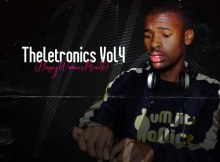 Mr Thela - Theletronics Vol.4 (Happy Womans Month)