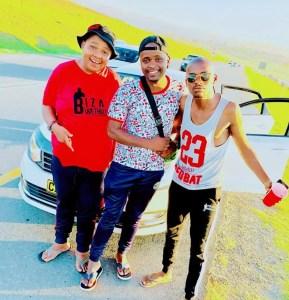 uBiza Wethu & Mr Thela feat. Terra Mos - Kushot' uTerra (Tera Mos Vox)