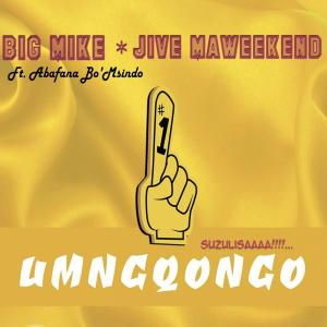 Big Mike & Jive MaWeekend - Umnqongo (feat. Abafana Bo'Msindo)