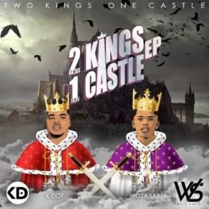 K Dot & Woza Sabza - Lion Vs Hyenah