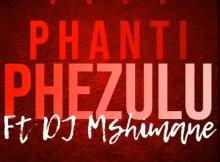 Dj Lani Reloaded & Mshimane - Gqom Phanti Phezulu (KingReo vocals)