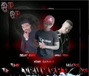 King Saiman, Deejay ZebraSA & Pro Tee - The Trumpet Ways EP
