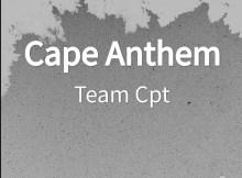 Team Cpt - Cape Anthem