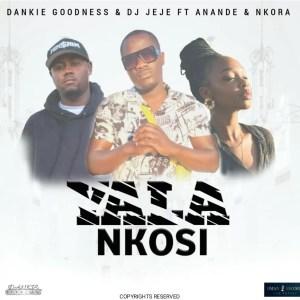 Dankie Goodness - Yala Nkosi (feat. Anande)