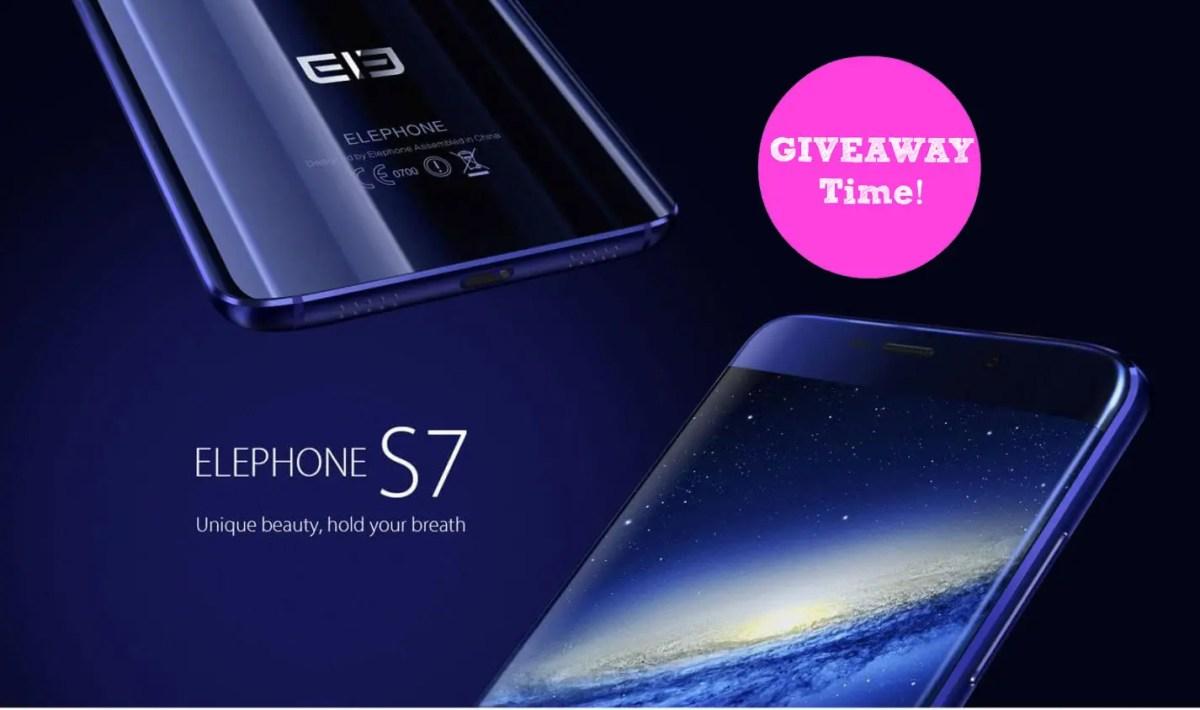 Giveaway: Κερδίστε το Elephone S7 από το GizChina Greece!