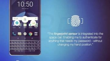 BlackBerry Mercury