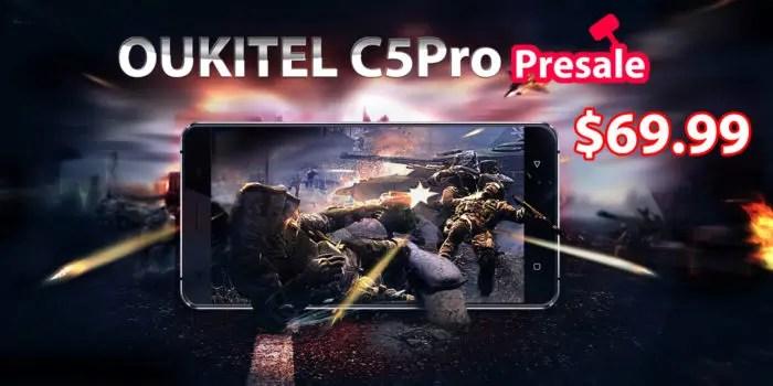 oukitel c5 pro