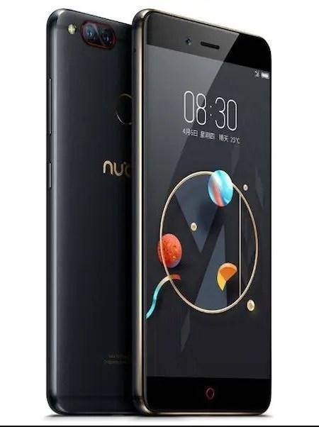 Nubia Z17