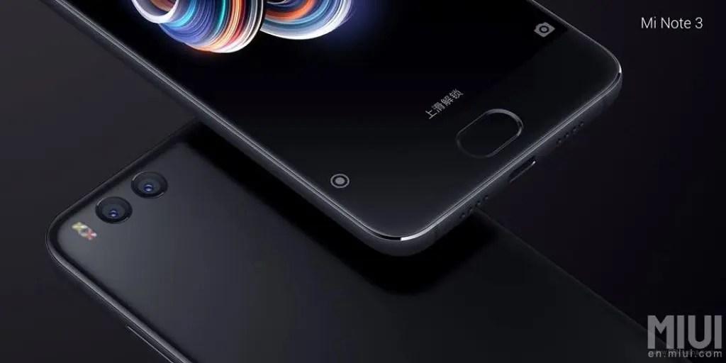 Xiaomi Mi Note 3: δικό σας με 6GB+128GB, Snapdragon 660 στα 211€! [Deal Alert!]