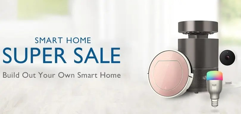 Smart Home Super Sales