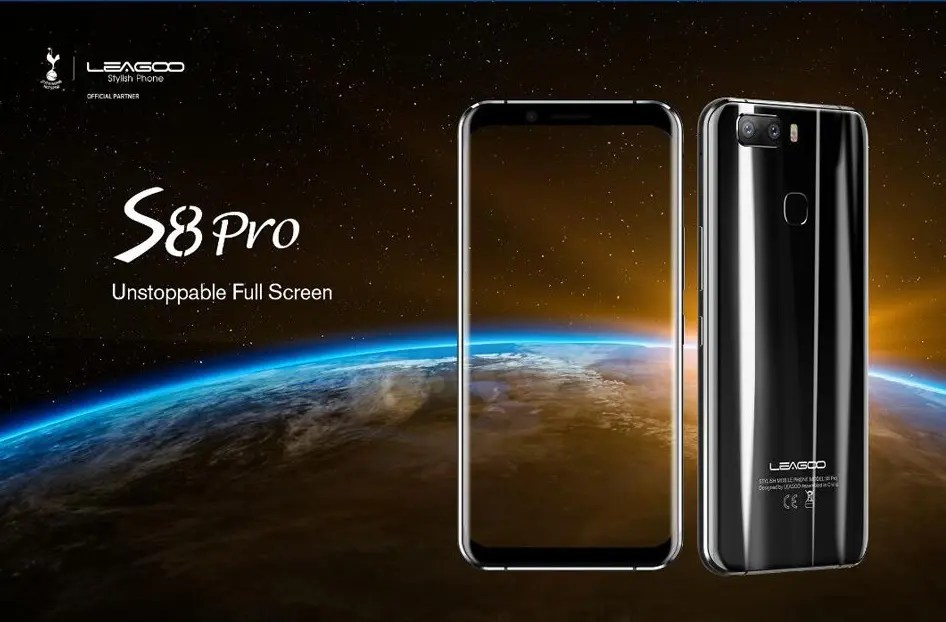 Leagoo S8 & S8 Pro: ξεκίνησαν οι προπαραγγελίες, από 102€ η τιμή τους!