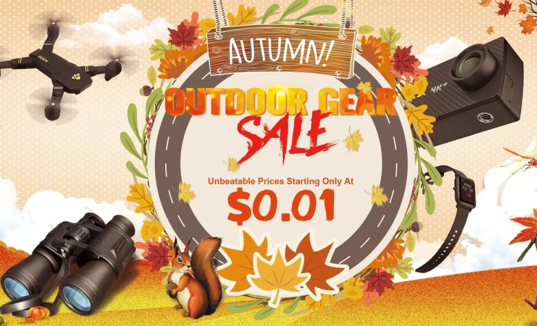 Geekbuying outdoor sales