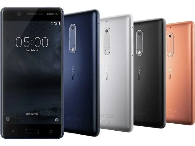Nokia 5 και Nokia 6