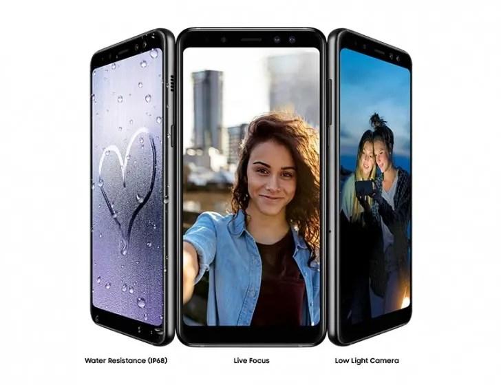 Samsung Galaxy Α8