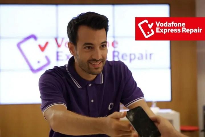 Vodafone Express Repair
