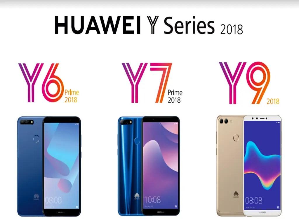 Huawei Y7 Pro (2018) Wallpapers: Huawei: λανσάρει επίσημα την ανανεωμένη σειρά Y 2018