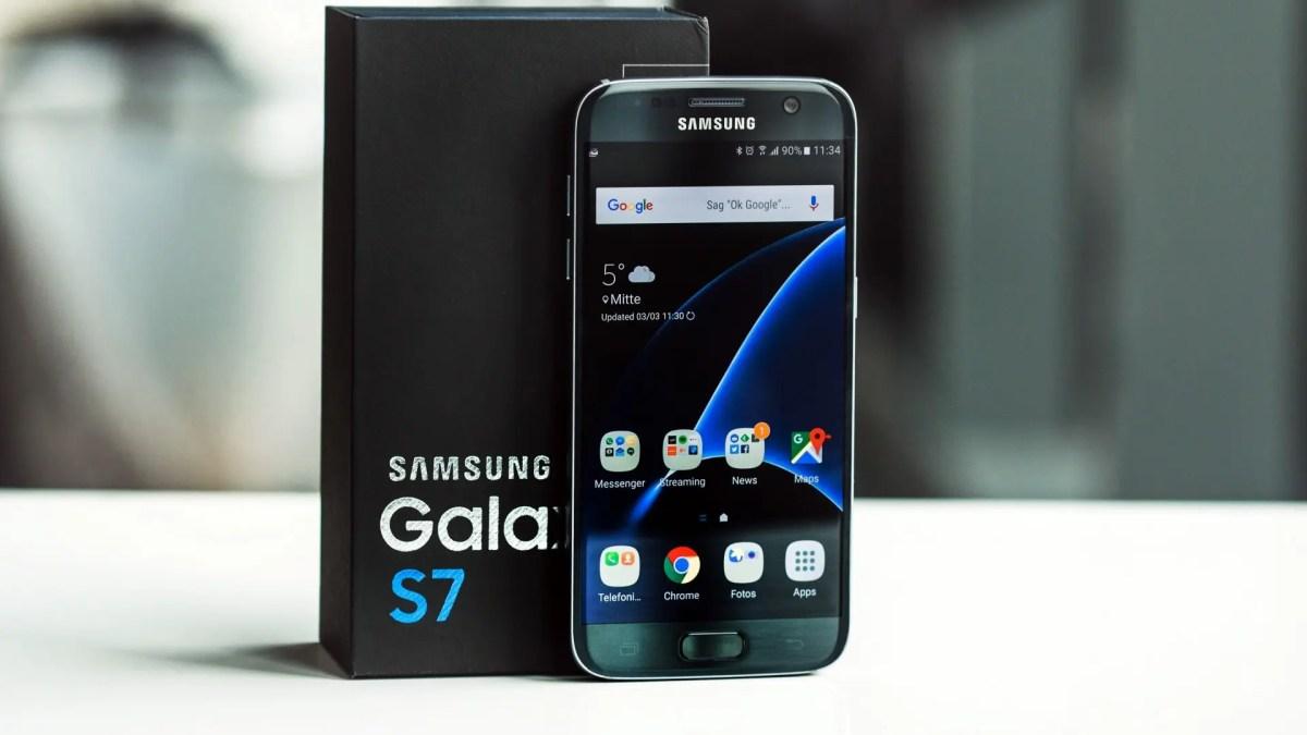 Galaxy S7 και S7 edge: νέο OTA update διαθέσιμο για τα δύο μοντέλα!