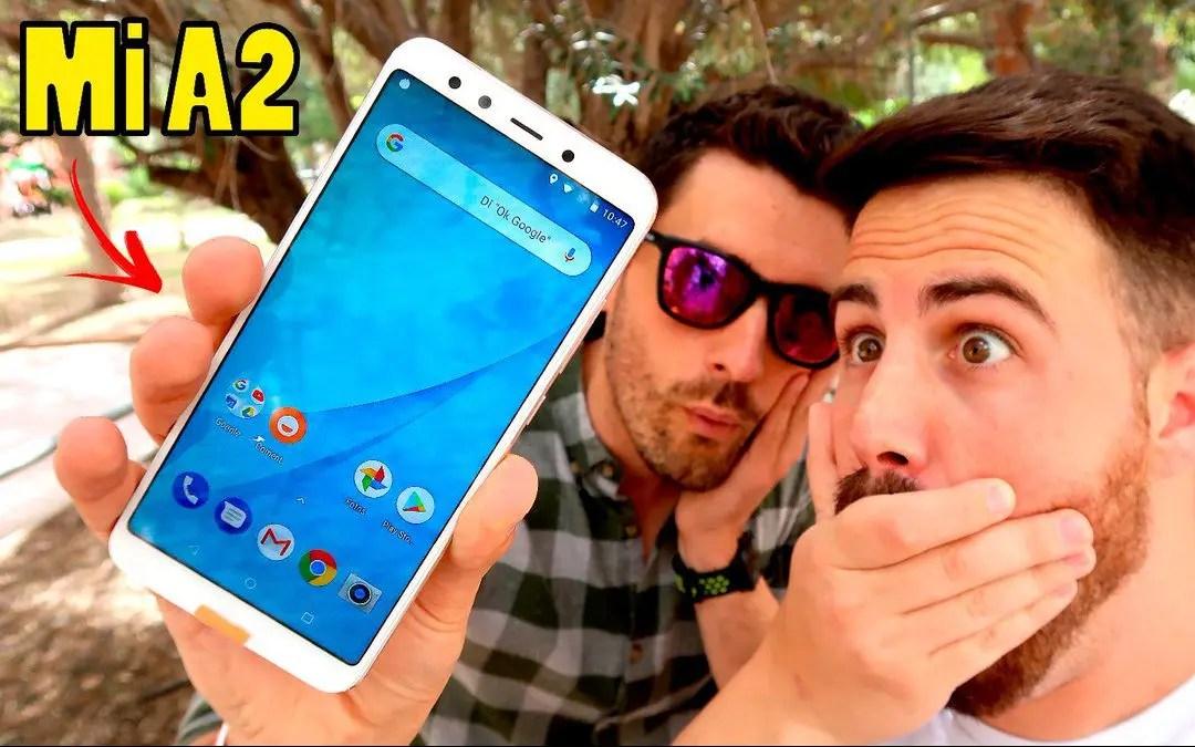 Xiaomi Mi A2: Εμφανίστηκε (για λίγο) σε hands-on video στο YouTube!
