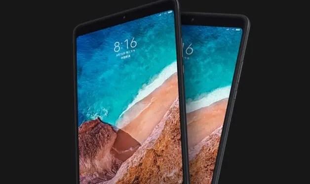 Xiaomi Mi Pad 4: με 4GB+64GB, 4G/LTE στα 184€! [coupon]