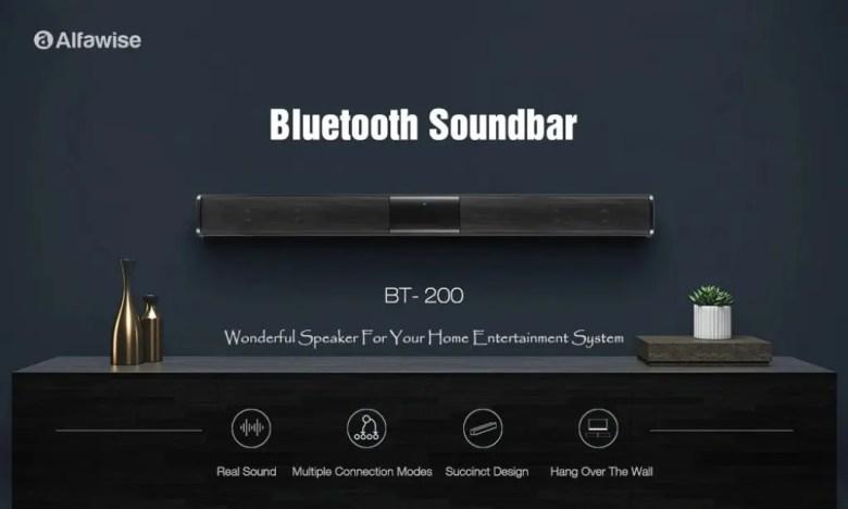 Alfawise BT-200 Soundbar