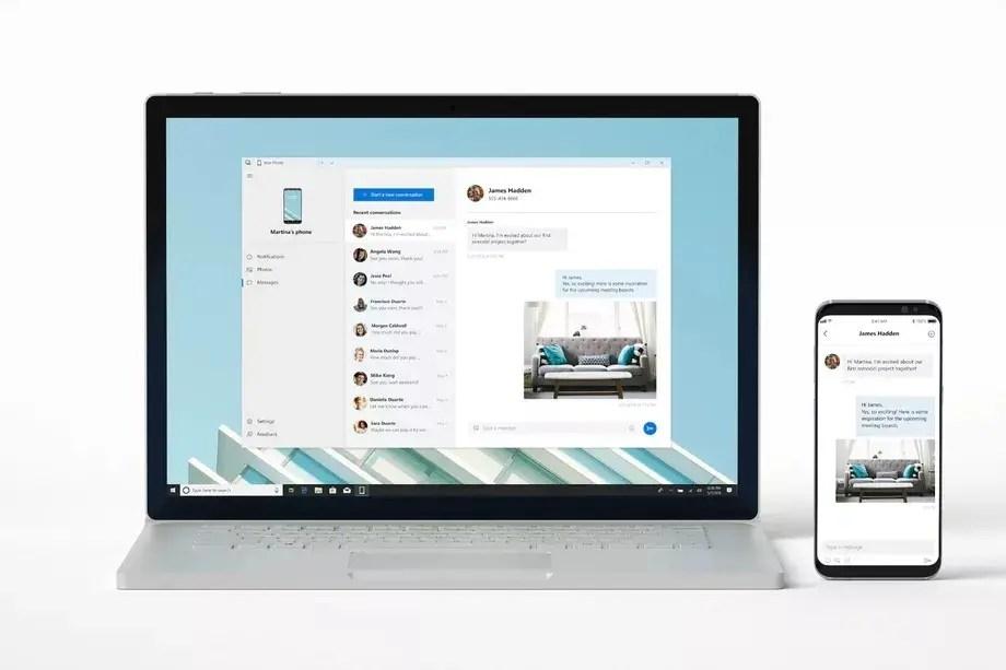 Έχεις Windows 10 PC και Android κινητό; Δοκίμασε την εφαρμογή Your Phone!