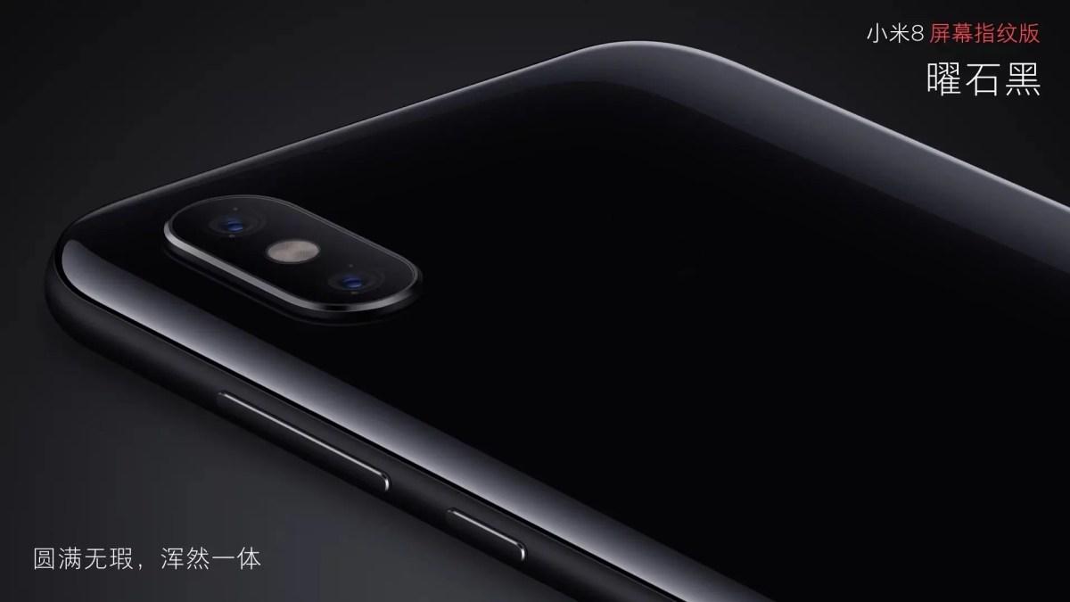 Xiaomi Mi 8 Pro: επίσημο με Screen Fingerprint, 8GB+128GB και τιμή 399€!