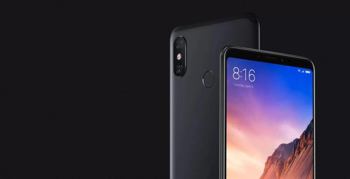 Xiaomi Mi Max 3: «αρπάξτε» το θηριώδες Max, με 4GB+64GB στα 213€!!