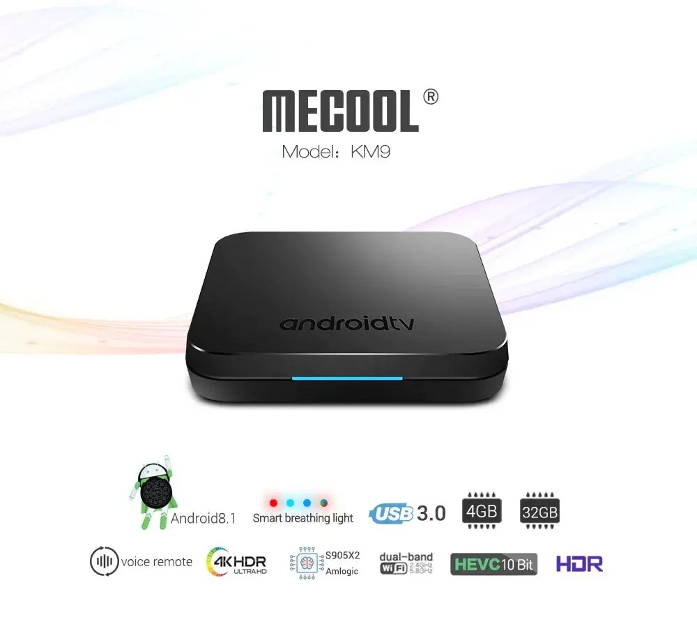 MECOOL KM9 TV Box