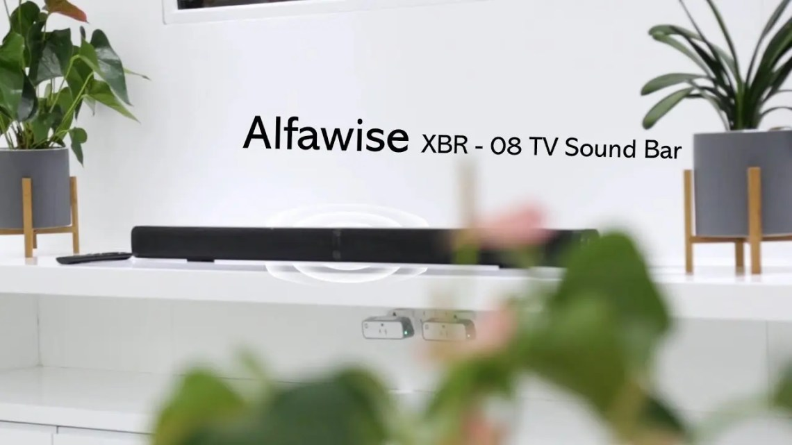 Alfawise XBR - 08 TV Sound Bar