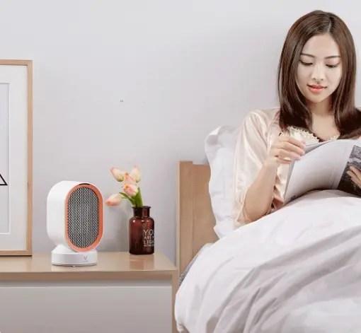Xiaomi Viomi: ανακοινώθηκε επίσημα η περιστρεφόμενη θερμάστρα με τιμή 17€!