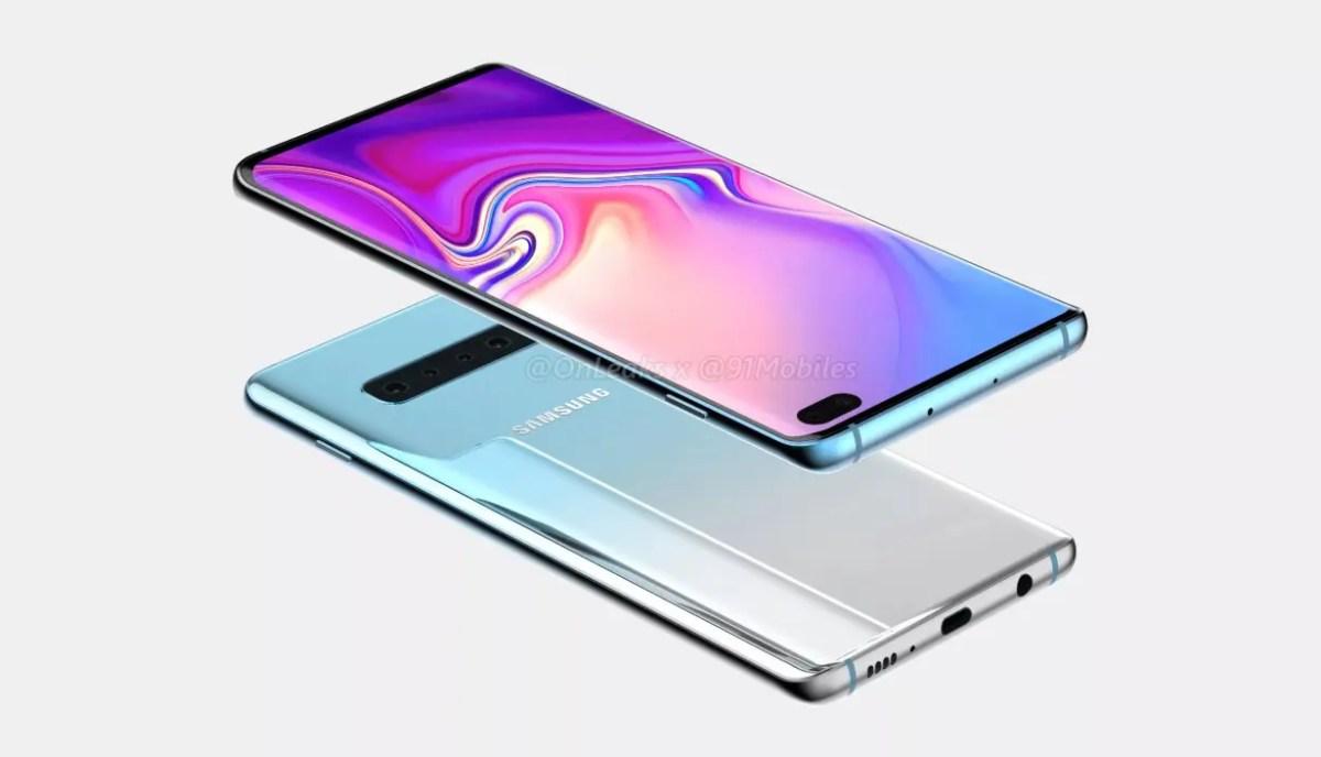 Samsung Galaxy S10: οι διαρροές δεν έχουν τελειωμό, μάθαμε τα πάντα...