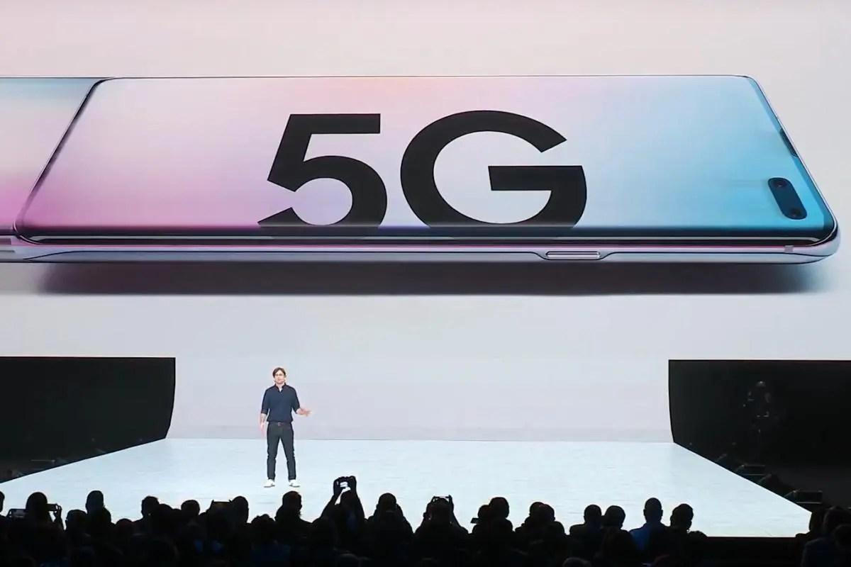 Samsung Galaxy S10 5G: ένα σούπερ κινητό χωρίς δίκτυο...