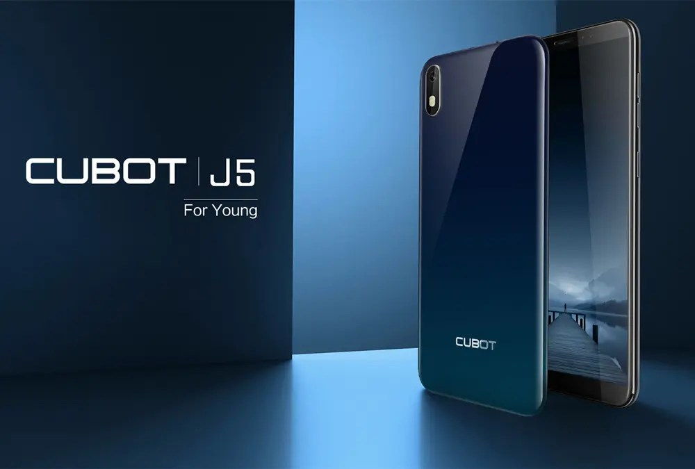Cubot J5: με Android 9 Pie, full display στα 54€! [flash sale]