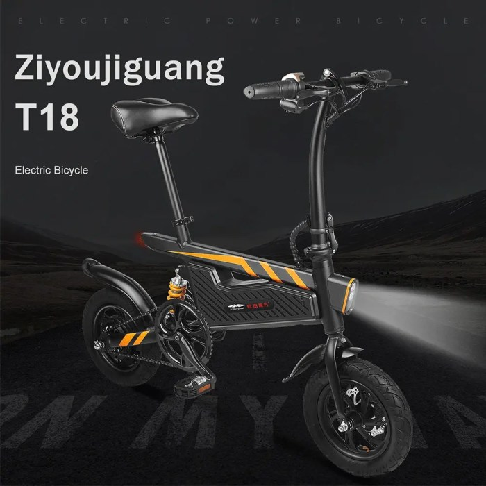 T18 Electric Bicycle