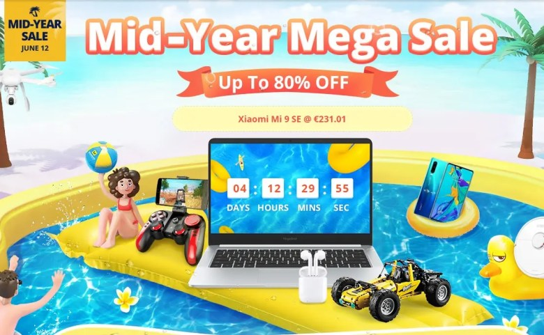 gearbest mid year sale
