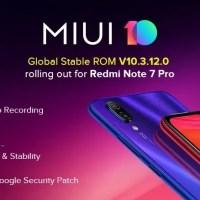 Redmi Note 7 Pro: διαθέσιμο νέο MIUI 10 Stable update, με βελτιώσεις την κάμερα