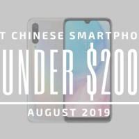 TOP: 5 «must have» κινέζικα smartphones στα... $200! (Αύγουστος 2019)