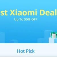 Gearbest: best of Xiaomi deals - με δυνατές προσφορές!