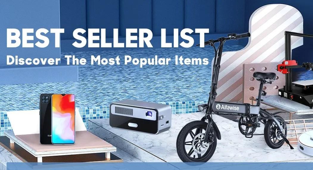 Best Seller Lists