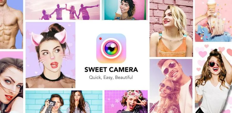 sweet camera