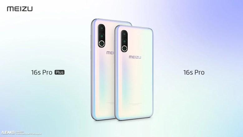 Meizu 16s Pro Plus