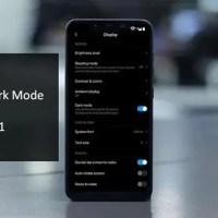 MIUI 11 global dark mode: Υποστηριζόμενα μοντέλα και πως να το ενεργοποιήσετε