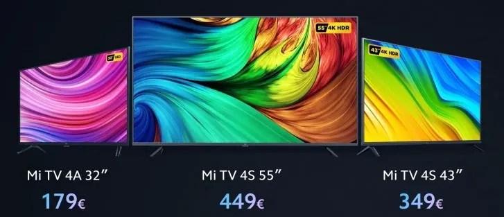 τηλεοράσεις Xiaomi